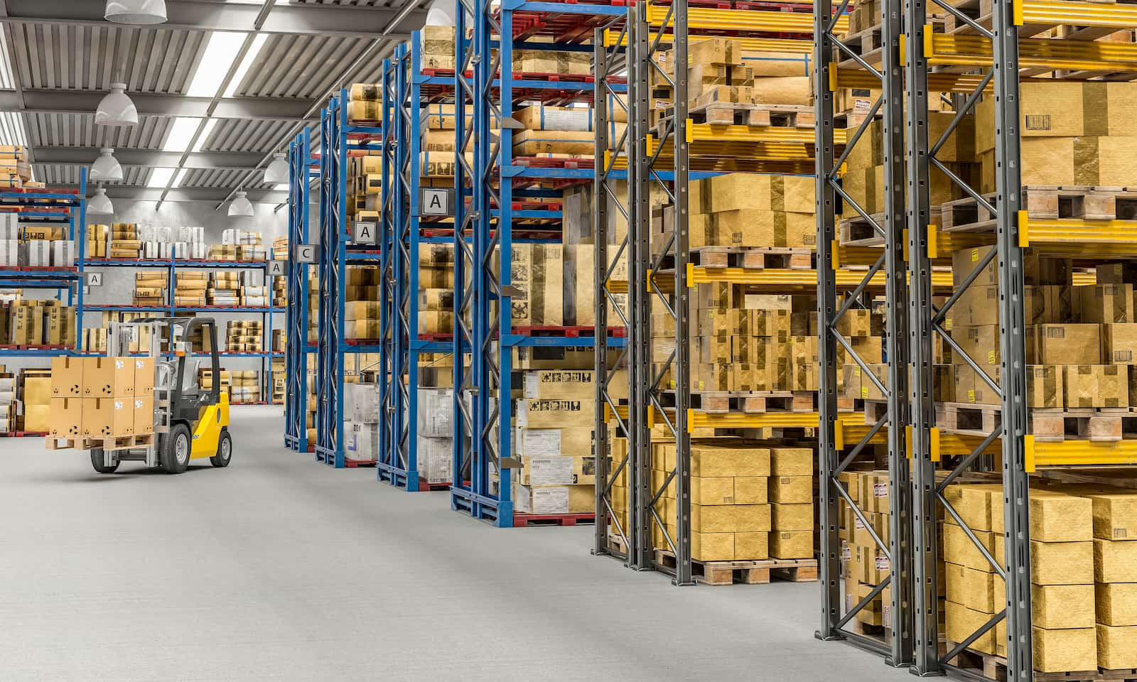Gestión de bienes (control de stock) - Noirrac