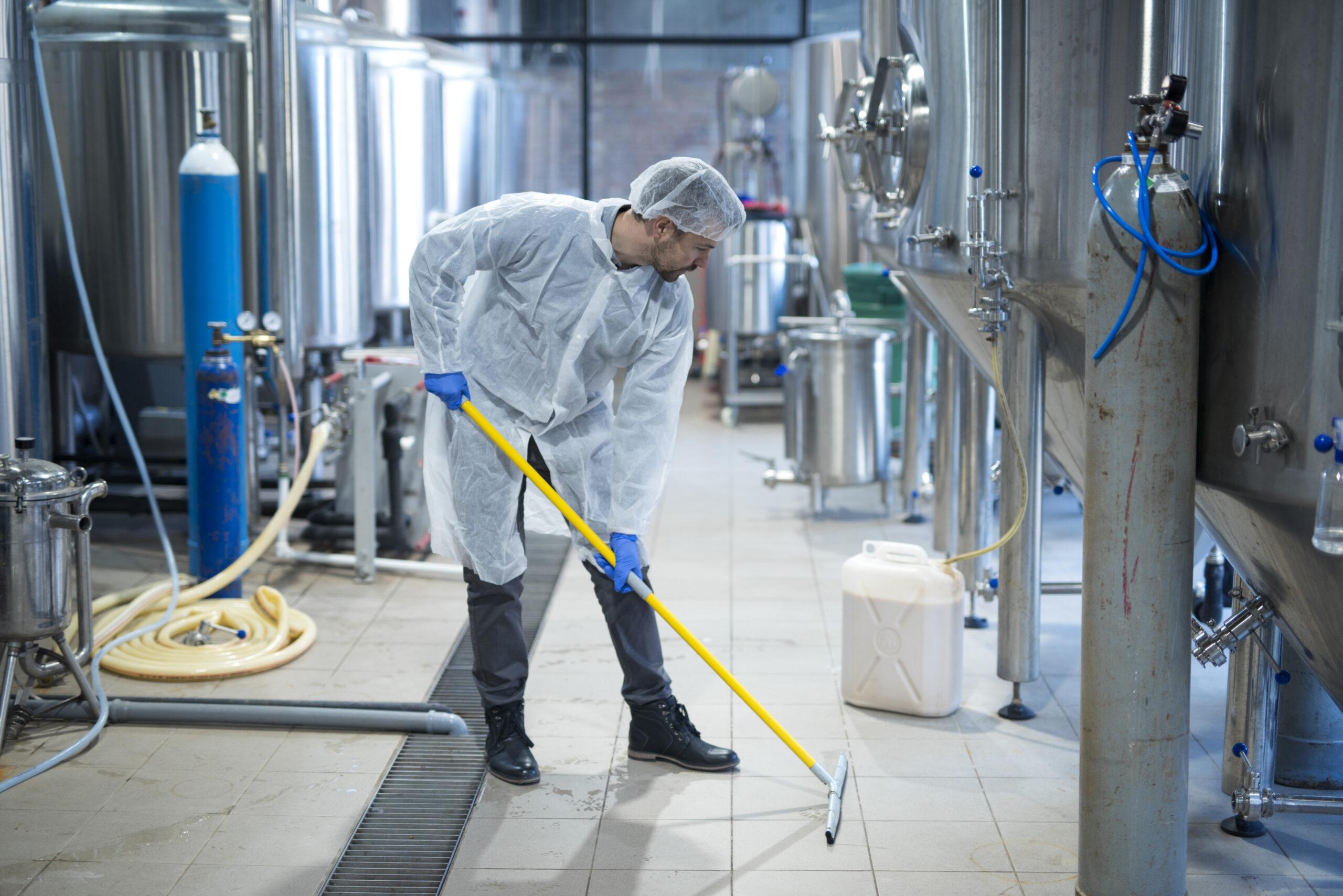 Protocolo de limpieza y desinfección de establecimientos comerciales